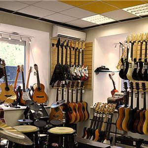 Музыкальные магазины Фряново