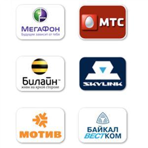 Операторы сотовой связи Фряново