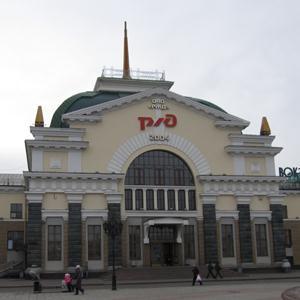 Железнодорожные вокзалы Фряново